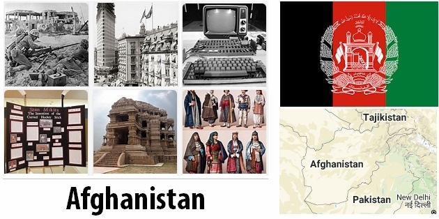 Old History of Afghanistan