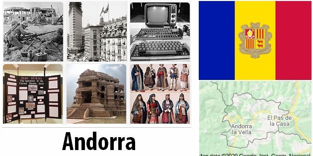 Old History of Andorra