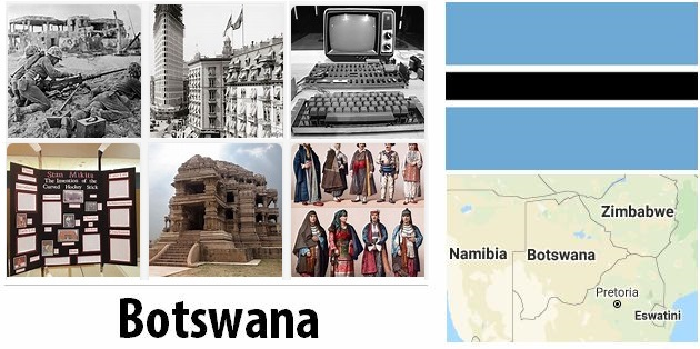 Old History of Botswana