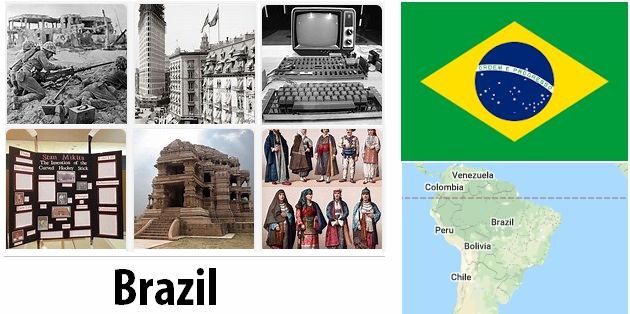 Old History of Brazil