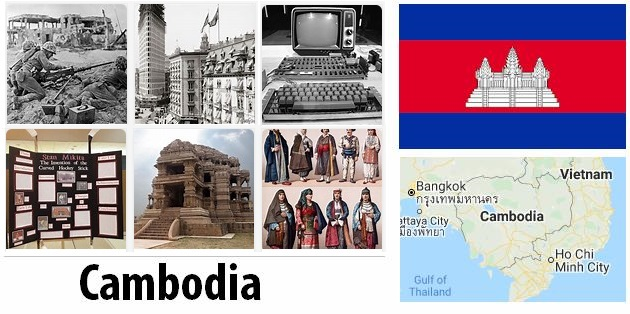 Old History of Cambodia