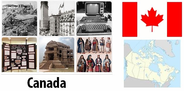 Old History of Canada