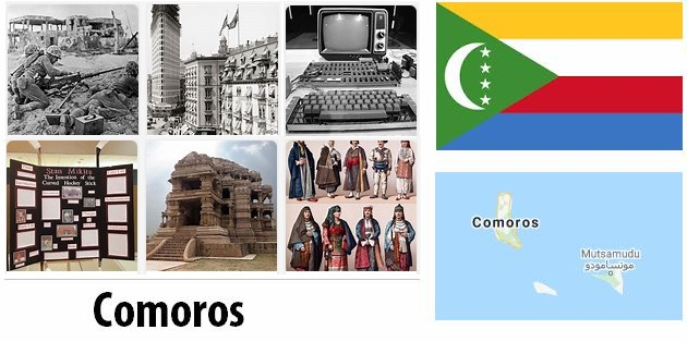 Old History of Comoros