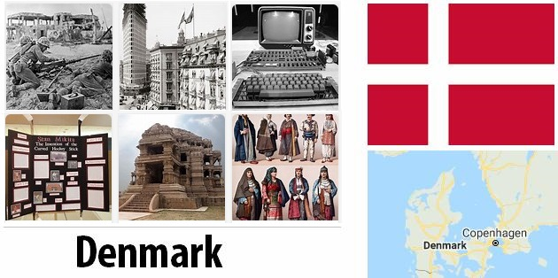 Old History of Denmark