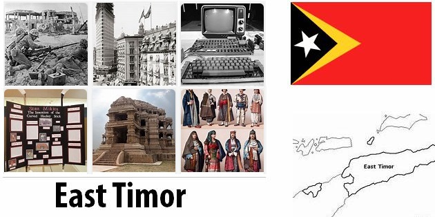 Old History of East Timor