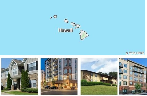 List of Apartments in Hawaii