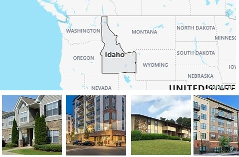 List of Apartments in Idaho