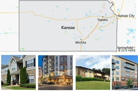 List of Apartments in Kansas