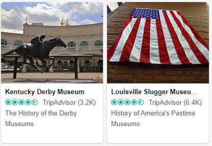 Kentucky Tourist Attractions