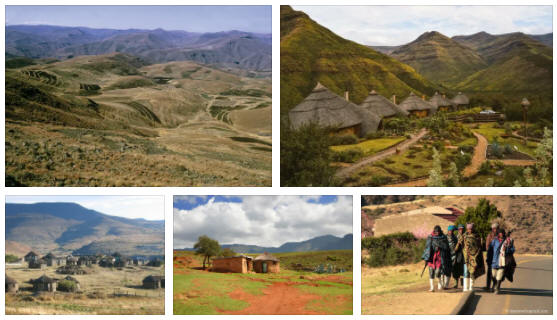 Lesotho Old History