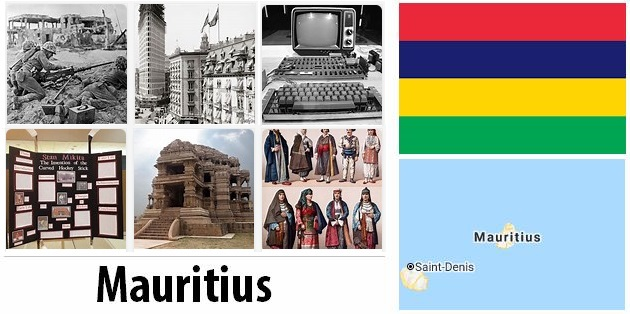 Old History of Mauritius