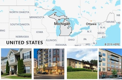 List of Apartments in Michigan