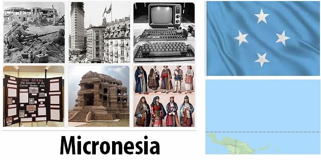 Old History of Micronesia