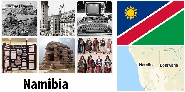 Old History of Namibia