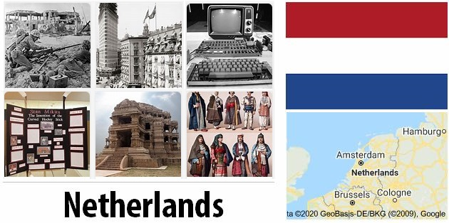 Old History of Netherlands