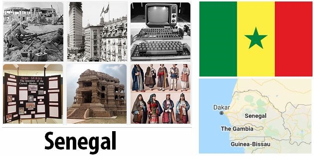 Old History of Senegal