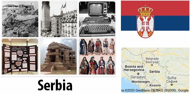 Old History of Serbia