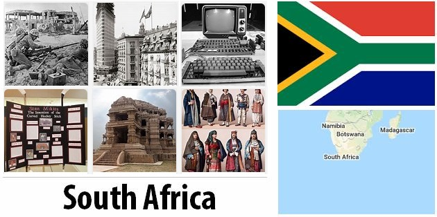 Old History of South Africa