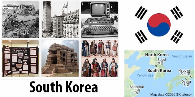 Old History of South Korea