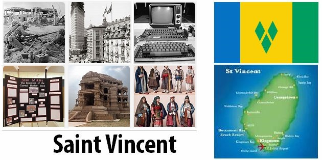 Old History of St. Vincent