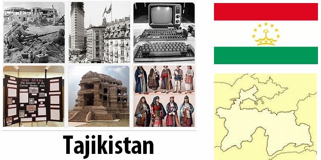 Old History of Tajikistan