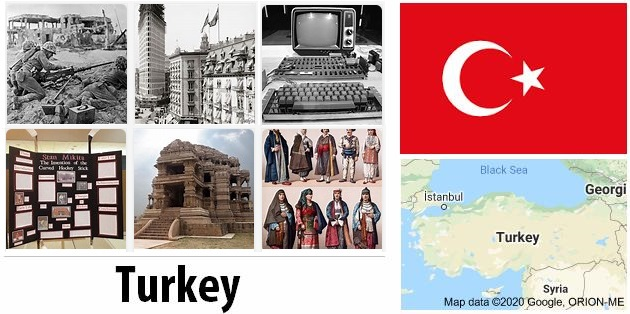 Old History of Turkey