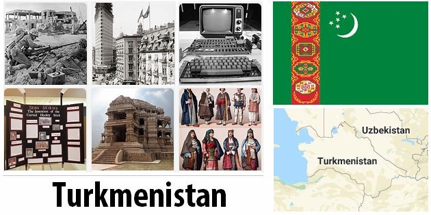 Old History of Turkmenistan