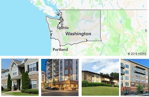 List of Apartments in Washington