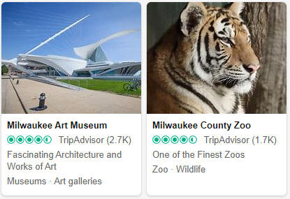 Wisconsin Tourist Attractions
