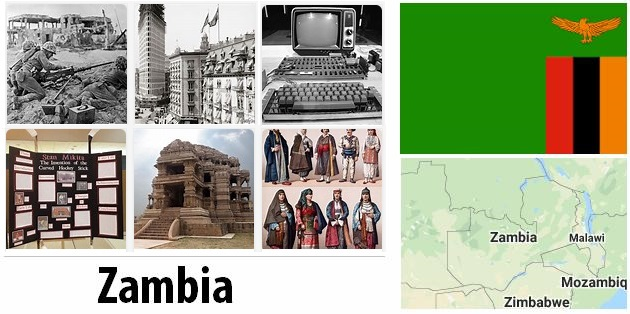 Old History of Zambia