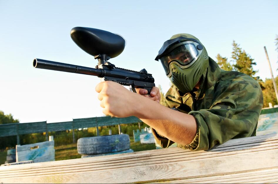 Paintball in Alicante