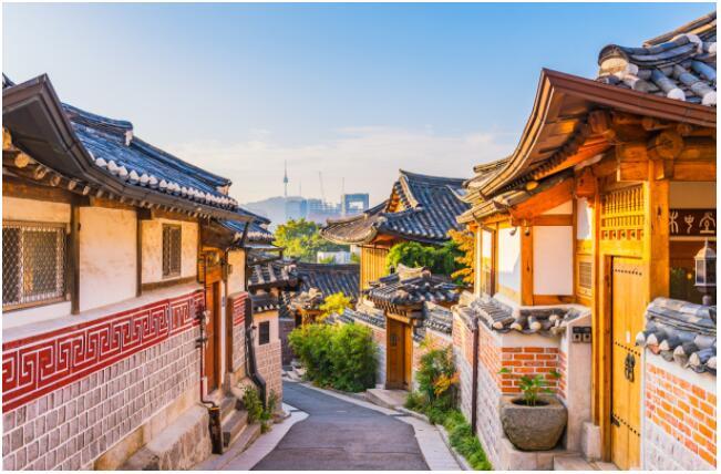 Seoul is a modern metropolis