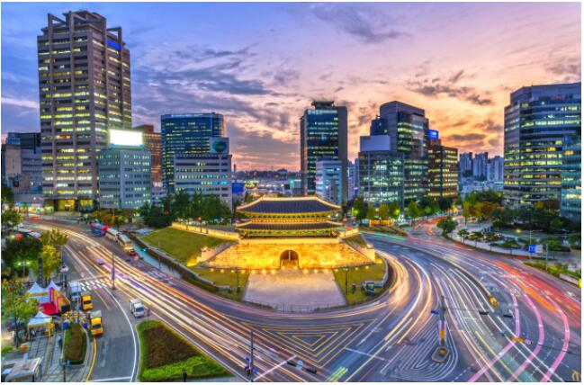 South Korea's largest traditional market