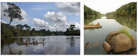 Comoé National Park (World Heritage)